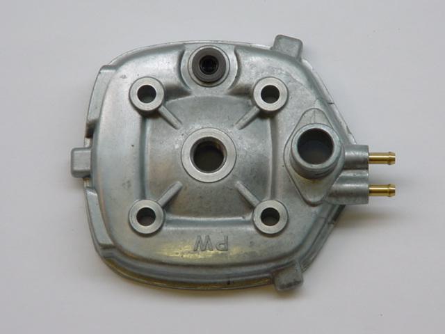 Afbeelding van Cilinderkop Minarelli hor.LC 40mm Ital.