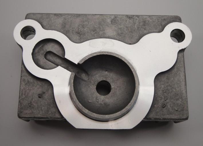 Afbeelding van Cilinderkop deksel SS, CD50 OT rechts