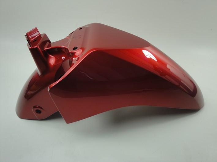 Bild von Spatbord Honda Vision 14 inch rood